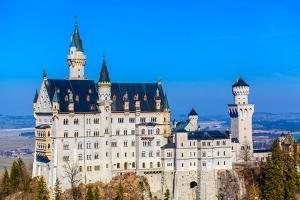 德国-德国七日浪漫自由行(新天鹅堡 海德堡城堡 科隆大教堂)