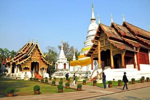 清迈-泰国清迈眉澄大象营一日游.等待确认