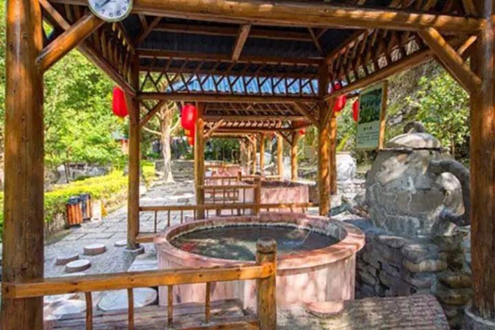 清远第一峰旅游度假村