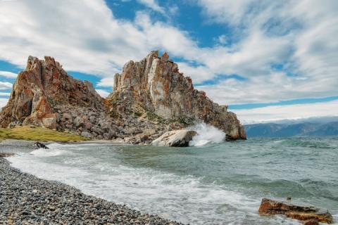 -贝加尔湖+奥利洪岛8天梦幻奇缘之旅--写一首雪与冰的诗