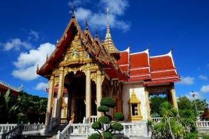 泰国-【自由行】甲米5天*机票+3晚甲米豪华酒店*等待确认(含机场往返接送)