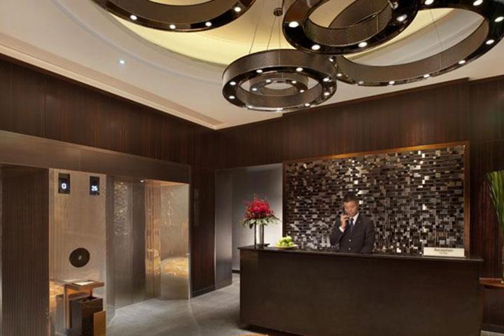 香港盛捷维园酒店