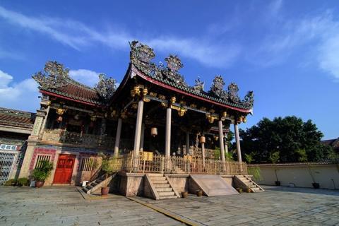 槟城-马来西亚槟城【单机票】往返机票