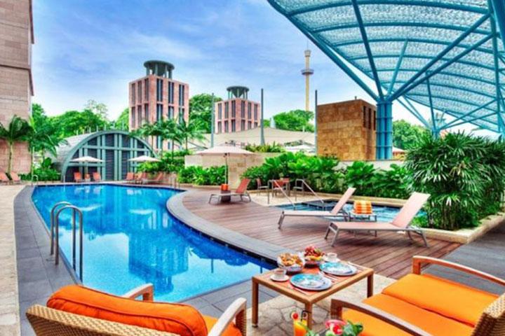 新加坡名胜世界迈克尔酒店
