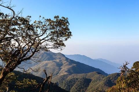 【高铁跨省】湖南、郴州3天*莽山国家森林公园*天台山*鬼子寨*猴王寨<摄影养生之旅>