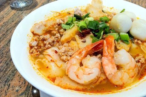 清迈-泰国【当地玩乐】代订清迈香米厨艺学校 (4道菜) · 中文教学