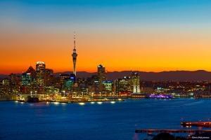 北岛-【当地玩乐】单订新西兰奥克兰海湾风帆游艇晚餐游