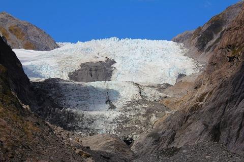 新西兰 基督城 瓦纳卡 皇后镇 库克山村 蒂卡波湖-【当地玩乐】新西兰南岛高山火车冰川温泉6日游