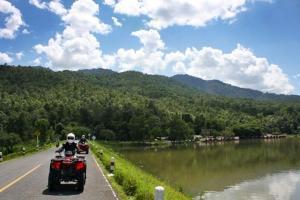 泰国-泰国【当地玩乐】代订清迈Chock Chai ATV+激流泛舟+丛林飞跃(19平台)一日游(英文导游)*等待确认