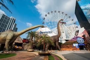泰国-泰国【当地玩乐】代订曼谷曼谷恐龙星球乐园门票*等待确认