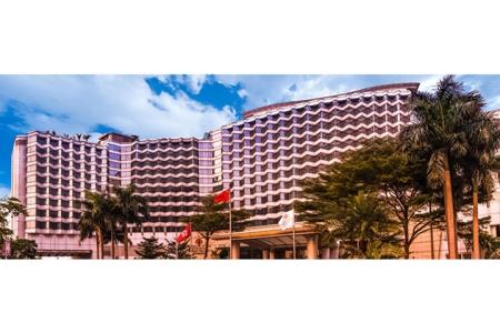香港都会海逸酒店-标准房
