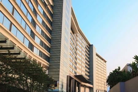香港天际万豪酒店-标准房