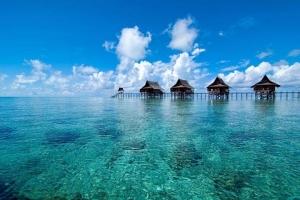 沙巴-【尚·猎奇】马来西亚沙巴5天*美人鱼岛<海边木屋+岛上音乐派对,红树林湿地公园,水果园水果大餐,沙巴特色美食>