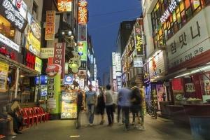 首尔-【超抵超自在】韩国时尚首尔5天自由行(机票+接机+WIFI)