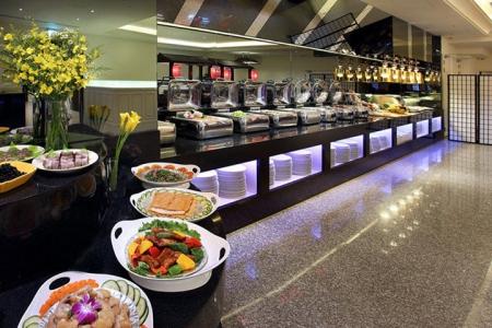*台北城大饭店