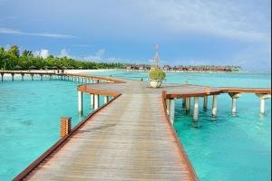 海岛-【自由行】马尔代夫(欢乐岛)6天*机+酒*广州往返*等待确认<含早午晚餐、性价比高、快艇上岛>