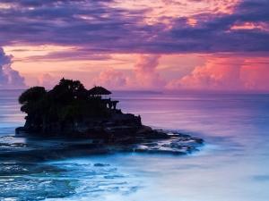 巴厘岛-巴厘6天*2晚泳池别墅*金银岛+蓝梦岛全日出海*上海往返*等待确认