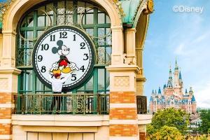 上海迪士尼-玩具酒店花园房含双早+1大1小上海迪士尼1日门票