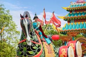上海迪士尼-玩具酒店花园房含双早+2大上海迪士尼1日门票