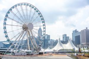 香港-【游览】香港2天*超值*青马大桥*南莲园池*中环摩天轮*金紫荆广场