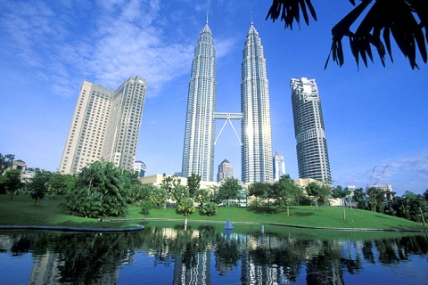 马来西亚 新加坡-【跟团游】新马全景四飞5天*品质*湛江飞*等待确认
