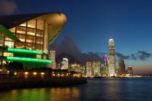香港-【游览】香港1天*抵玩*青马大桥*南莲园池*中环摩天轮*金紫荆广场
