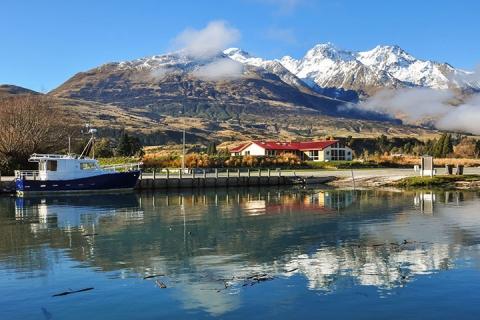 新西兰南北岛纯玩10天<广州往返.岛屿湾.米佛峡湾.萤火虫洞.企鹅归巢>