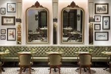 澳门丽思卡尔顿酒店丽思咖啡厅