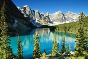 温哥华-【尚·深度】加拿大东西岸13天*国铁翻越落基山*四大国家公园*哥伦比亚冰川<五星航空,三大特色餐,尼亚加拉大瀑布,入住一晚魁北克>