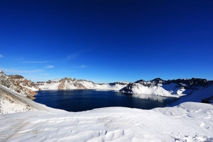 吉林-【典·全景】东北、哈尔滨、牡丹江、二道白河、长春、双飞6天*长白山*万达滑雪<全景东北,镜泊湖>