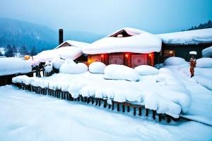 吉林-【典·深度】东北、哈尔滨、长春、敦化、双飞6天*安心*长白山万达度假区<万达滑雪>