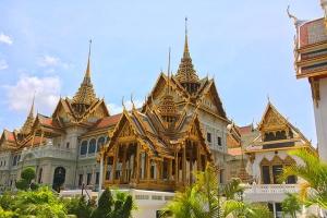 泰国-【自由行】泰国曼谷6天*泰航往返机票+全程豪华酒店+2天专属用车+导游带你游览曼谷著名景点,可加订曼谷帕亞泰先进体检疗程*广州往返*等待确认<曼谷半自由行>