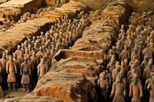 陕西-【跟团游】郑州、洛阳、西安、双飞5天*少林寺*华山*兵马俑博物馆*湛江往返<超值>