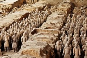 陕西-【跟团游】郑州、开封、洛阳、西安、双飞6天*少林寺*华山*兵马俑博物馆*湛江往返<超值>