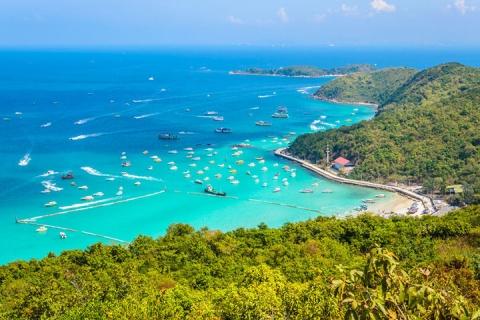 泰国曼谷、芭堤雅6天*星享*经典桂河<白天无自费、泰式按摩>