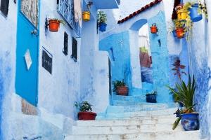 【尚·博览】摩洛哥、土耳其18天*全景大环游*广州往返<摩洛哥四大皇城,蓝城舍夫沙万,棉花堡温泉酒店,卡帕多奇亚洞穴餐厅特色午餐,菲斯百年古迹餐厅当地特色餐>