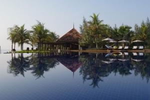 【当地玩乐】马来西亚酒店*3天2晚登嘉楼月之影度假村*等待确认