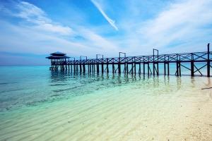 文莱-【颂·深度】马来西亚沙巴5天*豪叹*香拉下午茶<东姑阿都拉曼国家公园五岛巡游,龙尾湾玩乐,全程超豪华酒店,沙巴特色美食>