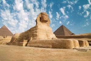 埃及-【尚·博览】埃及11天*文化之旅<埃及首都开罗,潜水圣地红海洪加达,全程超豪华酒店,金字塔旁餐厅享阿拉伯特色餐>