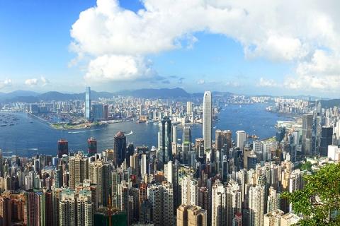 香港1天·经典纯玩·车公庙·浅水湾·赤柱·太平山顶