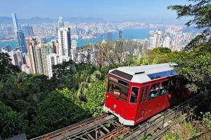 香港-【当地玩乐】香港太平山顶经典1天游SH*拼团