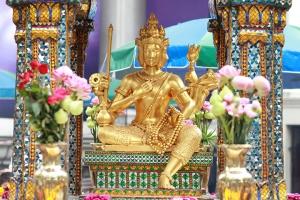 泰国-【自由行】曼谷6天*狮航机票+1晚曼谷市中心豪华酒店含早餐或泰国旅游签证*广州往返*等待确认<抵玩曼谷>
