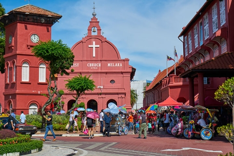 【尚·博覽】新加坡、馬來西亞6天*天地秘境<名勝世界,天空之鏡,拿督公廟+許愿樹,適耕莊,熱帶水果大餐>