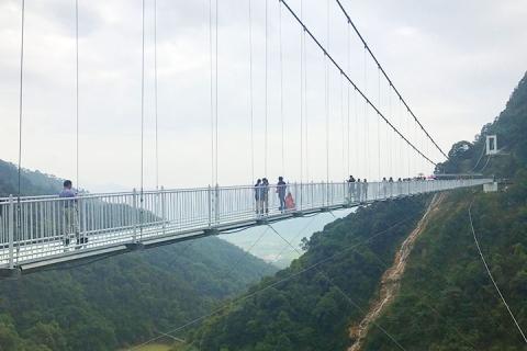 <温泉摄影团>韶关2天·云门山玻璃桥·丽宫温泉国际旅游度假