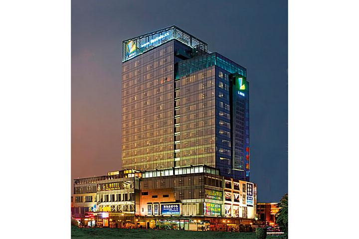 珠海拱北L酒店(昌盛店)
