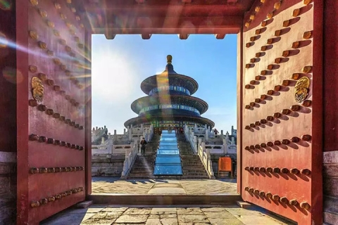 【尚·深度】北京、双飞6天*漫享京城*故宫深度游<颐和园品茗,京味美食,广茗阁茶楼看戏>