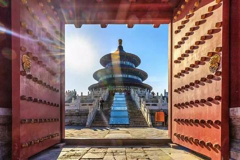 北京、双飞6天*漫享京城*故宫深度游<颐和园品茗,京味美食,广茗阁茶楼看戏>