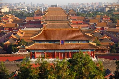 北京高铁6天•故宫博物院探甄嬛居所•居庸关•漫步什刹海