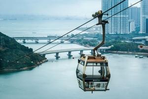 香港-【休闲】香港大屿山1天*海陆导赏团*直通巴士*等待确认