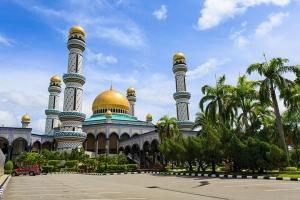 马来西亚-【颂·深度】文莱、马来西亚沙巴5天*帝国超豪华酒店<全程超豪华酒店,苏丹皇宫,香格里拉下午茶,红树林湿地公园>